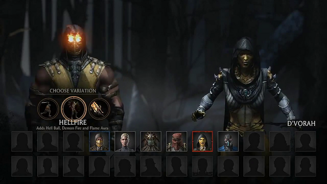 File:MKX Roster.png