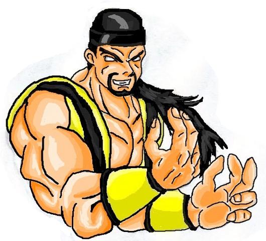 File:Mortal Kombat ll Arcade Art Shang Tsung.png