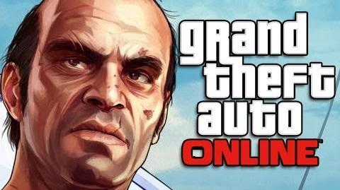 Grand Theft Auto Online - Official Gameplay Trailer