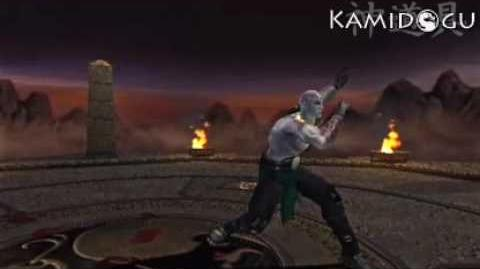 Mortal Kombat Armageddon Quan Chi's Ending
