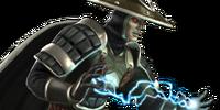 Raiden/Original Timeline