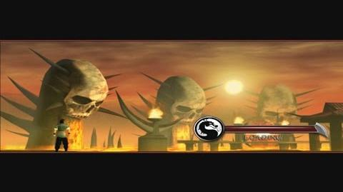 Mortal Kombat Deception - Konquest Walkthrough Pt 9 13 - Netherrealm Chapter 2