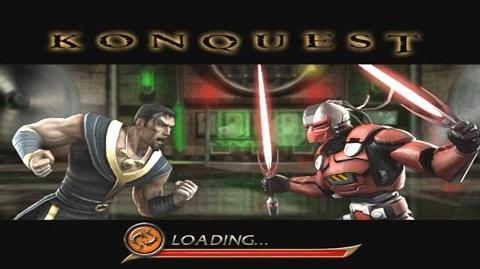 Mortal Kombat Armageddon - Konquest Walkthrough Pt 3 11 - Tekunin Warship