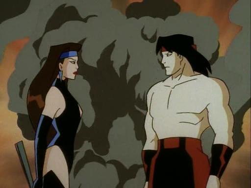 File:Princess Kitana & Liu Kang (cartoon).jpg