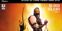 Mortal Kombat X Issue 11