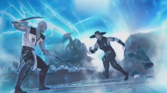 File:Kung Lao vs Baraka.jpg
