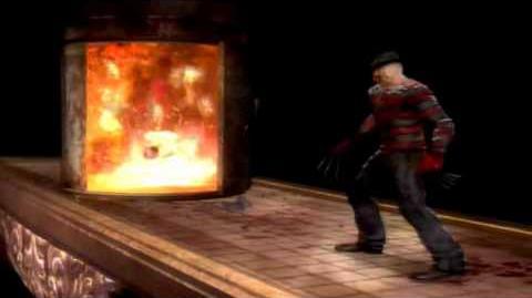 Freddy Krueger Fatality