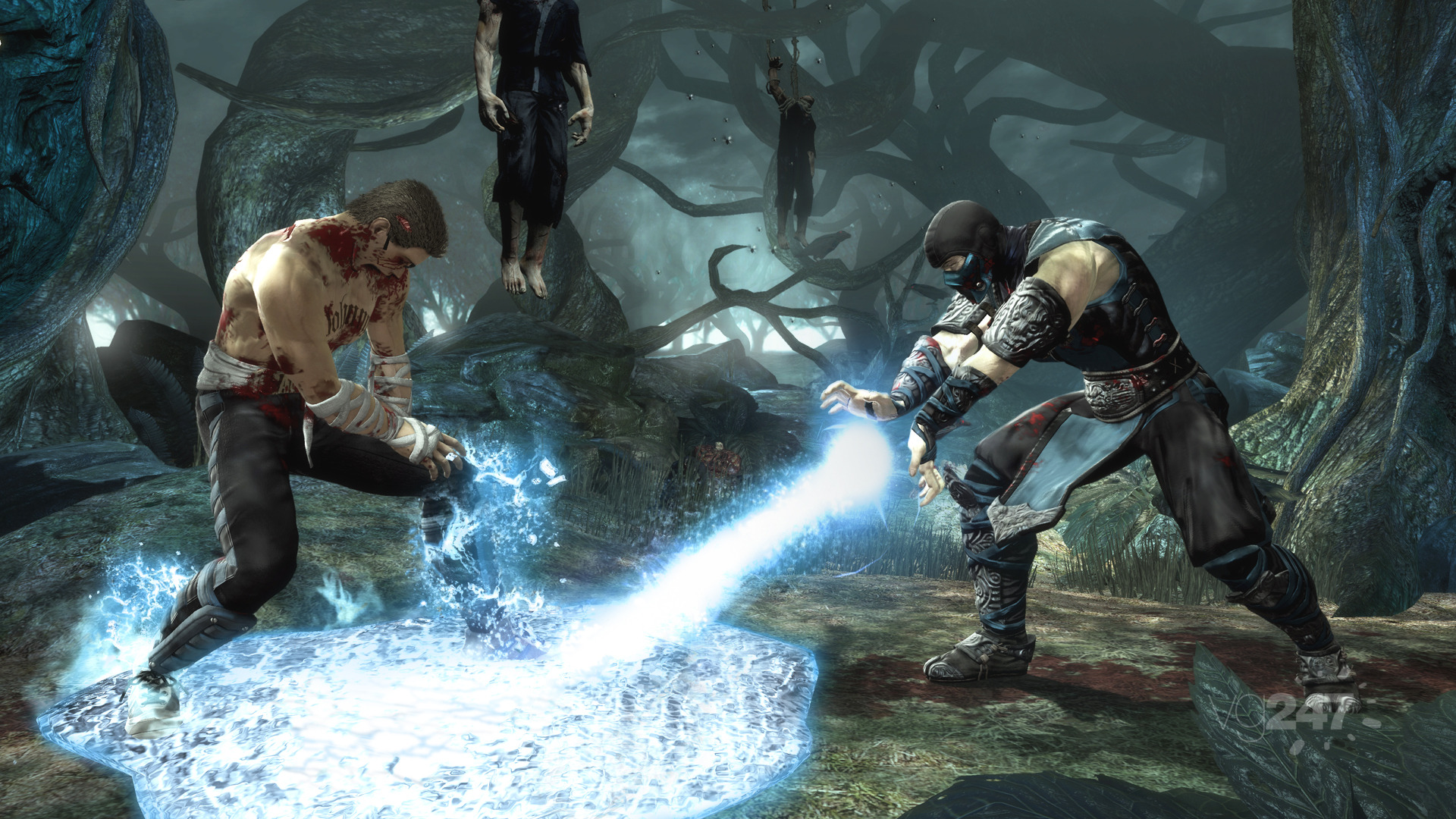 Trailer Ground Zeroes Sub-zero's Ground Freeze is a