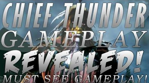 KILLER INSTINCT 3 Chief Thunder Reveal Gameplay Trailer!