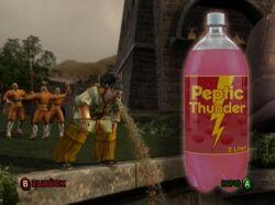 Master Bo' Rai Cho's Peptic Thunder