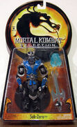 Sub Zero Deception figure carded