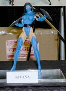 Kitana IC2 collectible