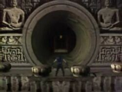 Mortal Kombat Sub-Zero Temple of Elementals