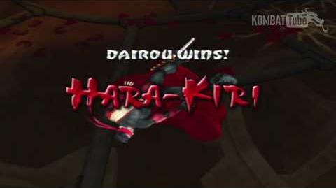 MK-D Hara-Kiri- KENSHI
