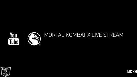 Mortal Kombat X - Kombat Kast 14 - The Ground Will Shake. Tremor Gameplay
