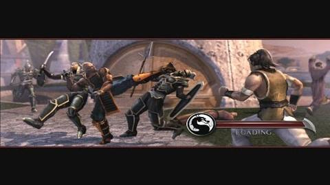 Mortal Kombat Deception - Konquest Walkthrough Pt 6 13 - Orderrealm