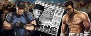 Kurtis Stryker vs. Johnny Cage