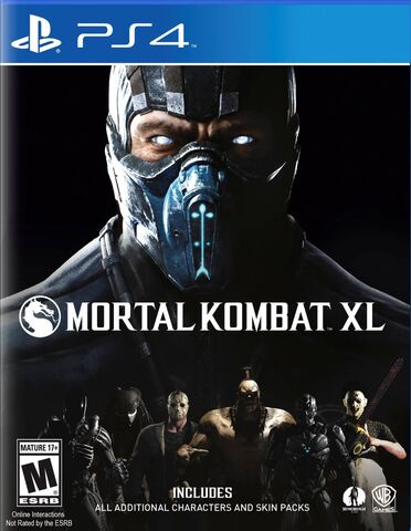 File:Mortal Kombat XL ps4 cover.jpg