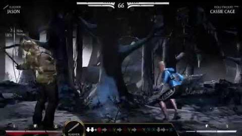 Mortal Kombat X Kombat Class - Jason Voorhees