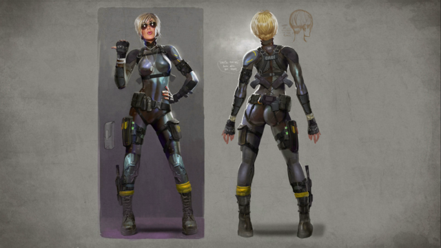 File:MKX Cassie Concept Art 6.png