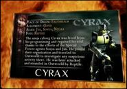 Cyrax Bio