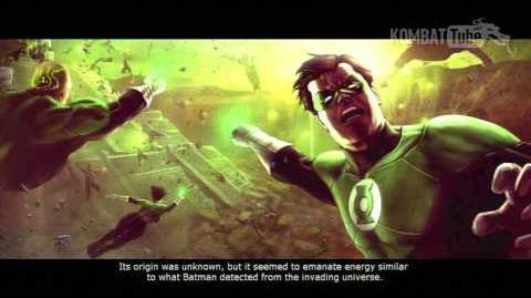 Green Lantern/Videos