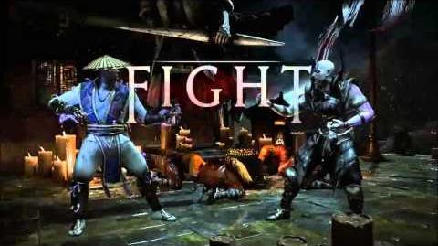 Mortal Kombat X leaked last gen footage