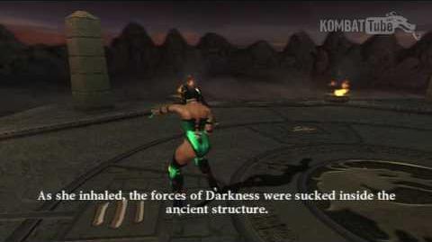 MK-Armageddon Ending- Jade