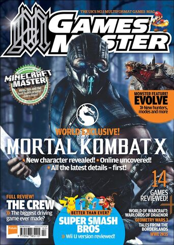 File:Game Master Mortal Kombat X Cover.jpg