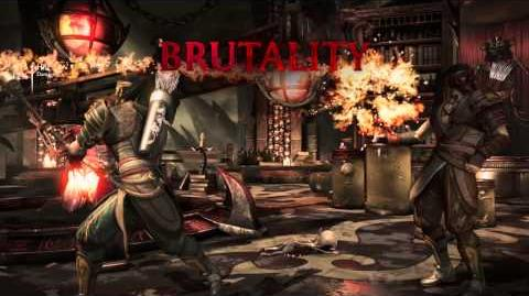 Kung Jin Brutality 3 - Where'd You Go
