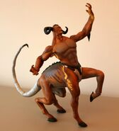 Official Motaro statue