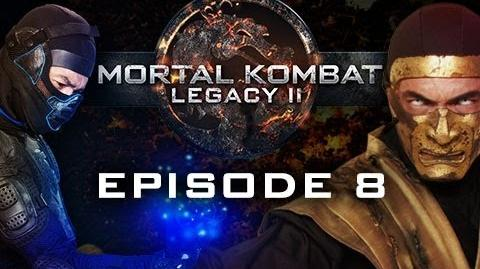 Mortal Kombat Legacy II - Episode 8