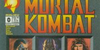 Mortal Kombat Comics (Malibu)/Gallery