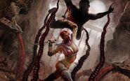 Wallpaper Skarlet HD Griffinskato Mortal Kombat