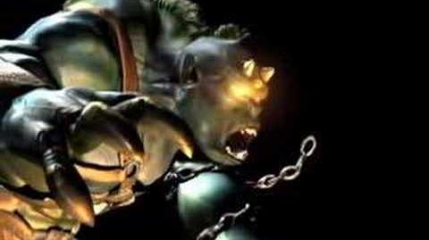 Mortal Kombat Armageddon Moloch's Kombat Card