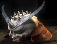 Shao Kahn's Helmet (MKDA)
