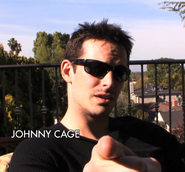 Johnny cage mortal kombat legacy