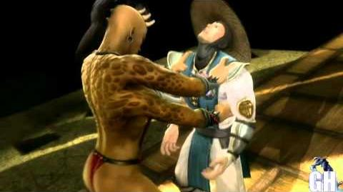 Mortal Kombat 9 Sheeva First Fatality