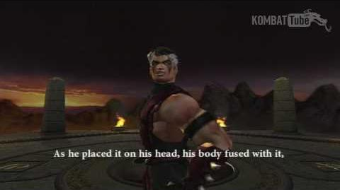 MK-Armageddon Ending- Reiko