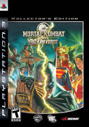 Mortal Kombat vs DC Universe Kollector's Edition PS3