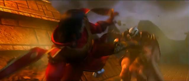 File:Shang tsung vs shao kahn armageddon.PNG