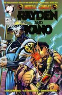 MK Rayden & Kano Issue 1 Cover 2