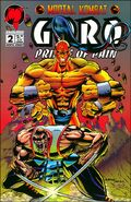 MK Goro Prince of Pain Issue 2