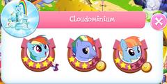 Cloudominium residents