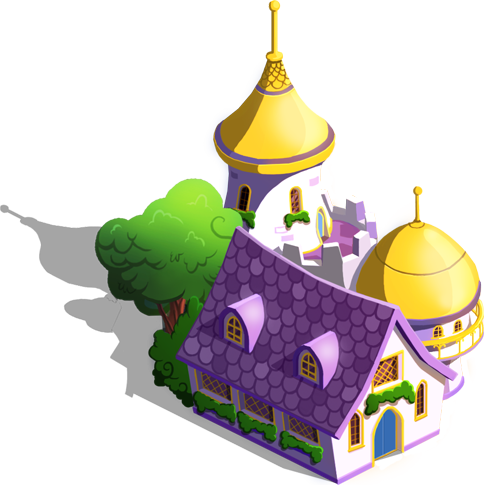 Lightning Dust's House | The My Little Pony Gameloft Wiki | Fandom ...