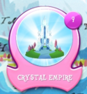 Crystal Empire Map Unlocked