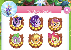 Twilight's Castle residents