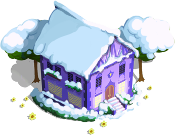 File:Shining Armor's House Winter-Ponyville.png