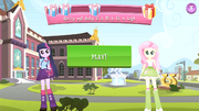 Equestria Girls mini-game