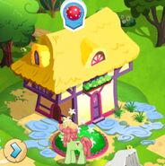 Tree Hugger and house